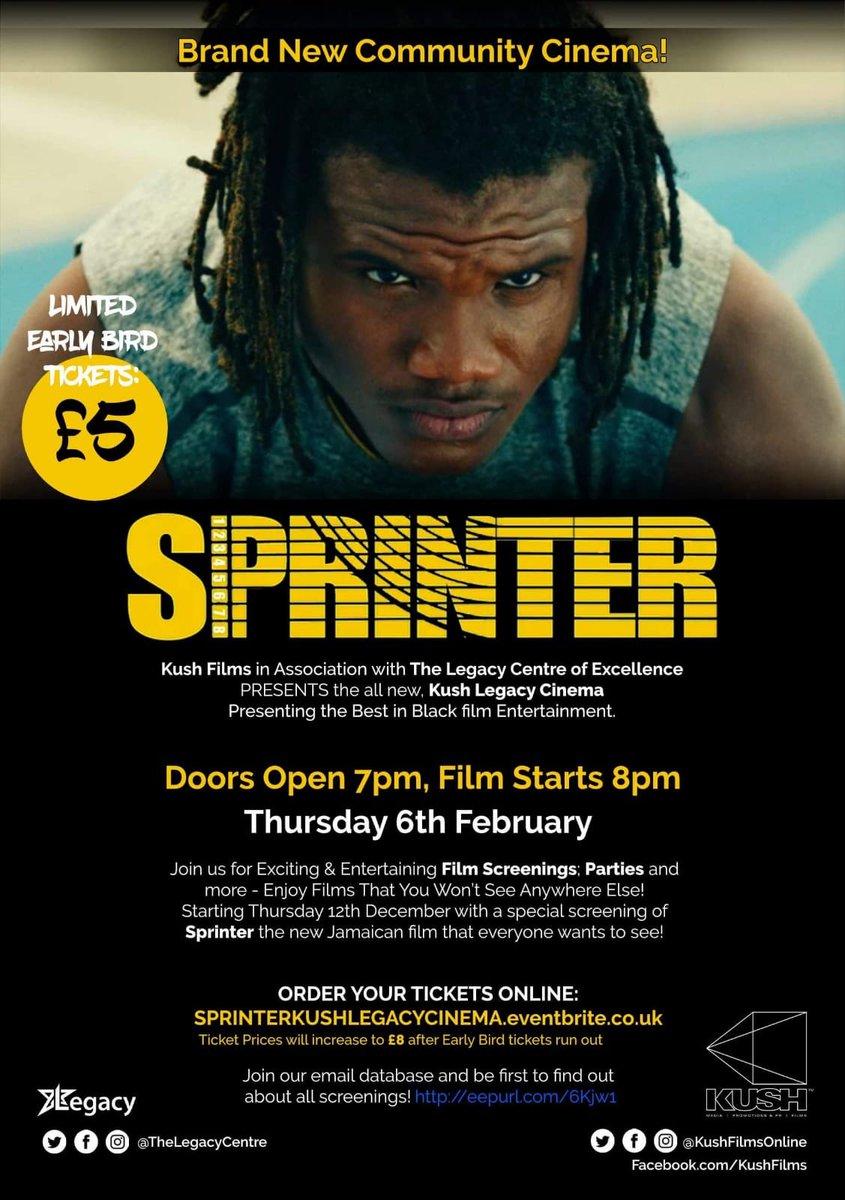 Please Retweet, film screening at @thelegacycoe Thu 6 Feb,