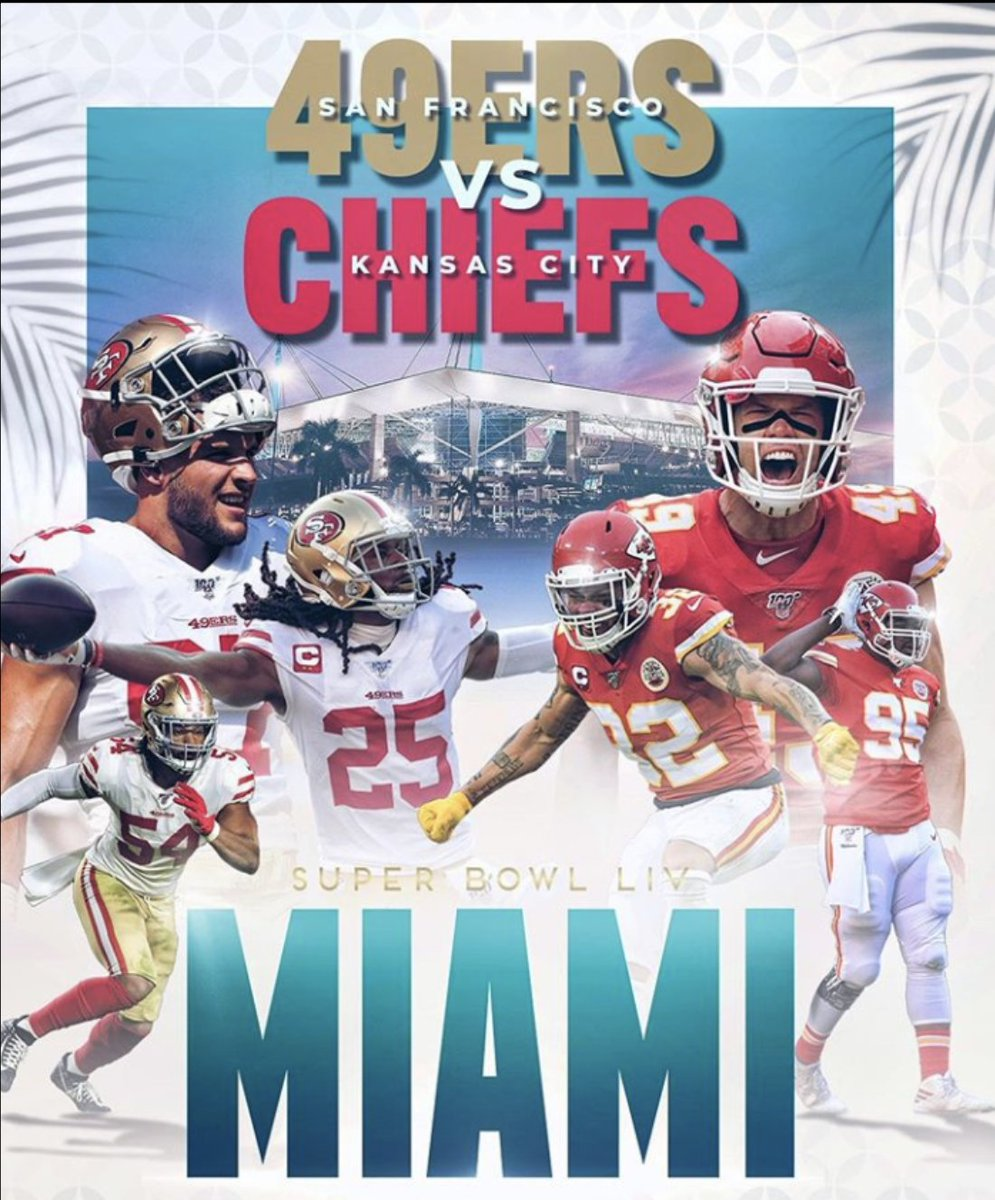Super Bowl Sunday. Now this event is on my bucket list and would love to go one day. Good luck to @Chiefs and @49ers today. Whos your money on to win?