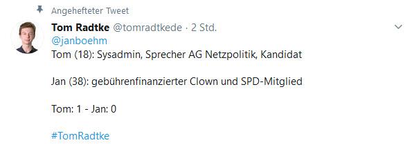 #Böhmermann