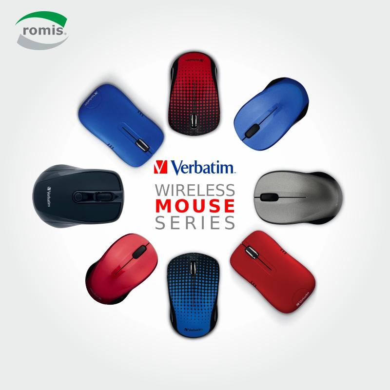 De calidad premium y con variedad de diseños: Mouse Wireless #Verbatim en #ROMIS Disponibles desde U$S 10.70* impuestos incluidos.😎 (*Wireless Nano 97670) https://t.co/FoUtvFwCGS