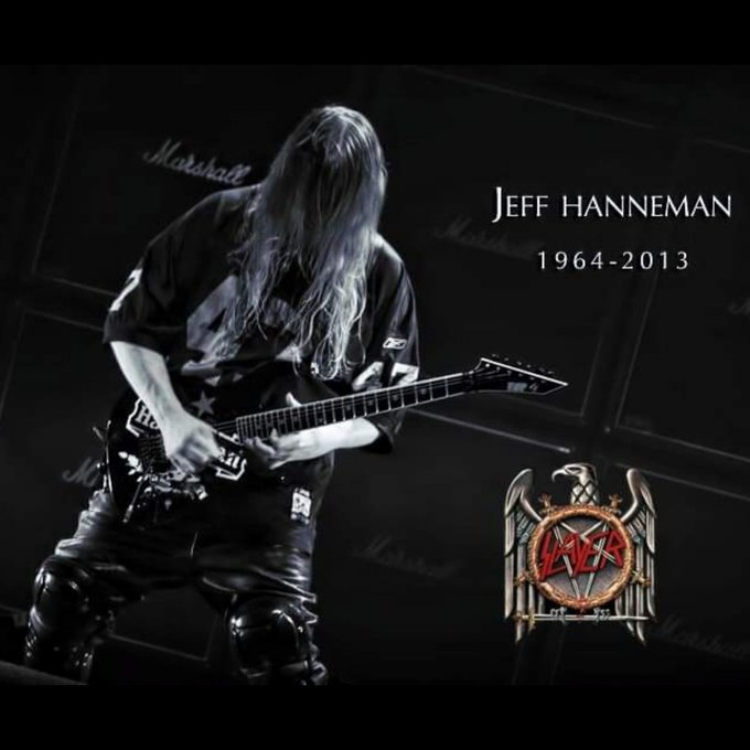 Happy Birthday to the late JEFF HANNEMAN, ( who would have been 56 today.