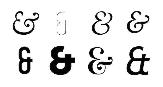 I was today years old when I learned that an ampersand (&) is  a ligature for the word 'et' https://t.co/3xaXMyhlwP