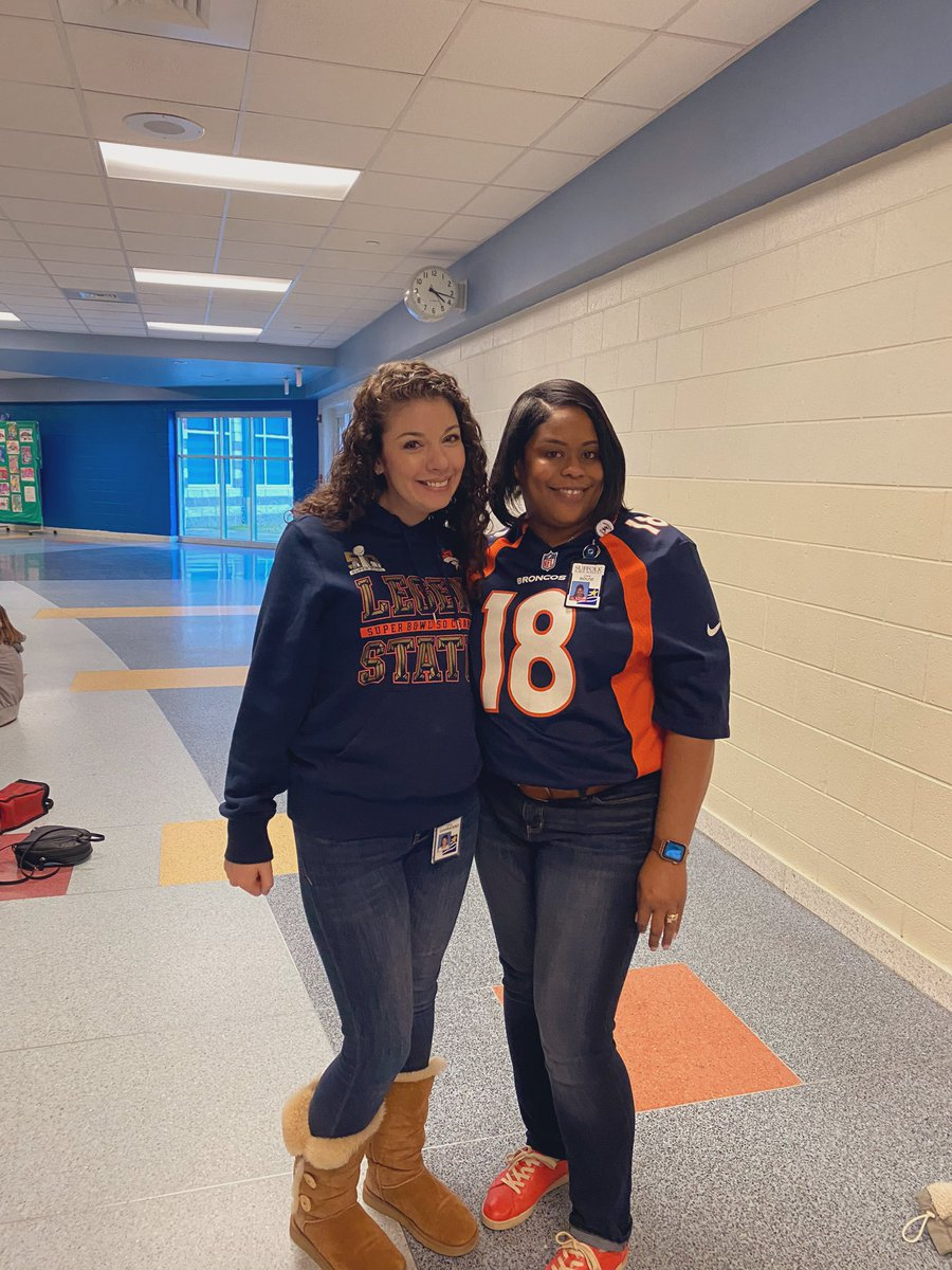 NFL Day at The Creek #BuildingtheBestSPS @CESg8trs