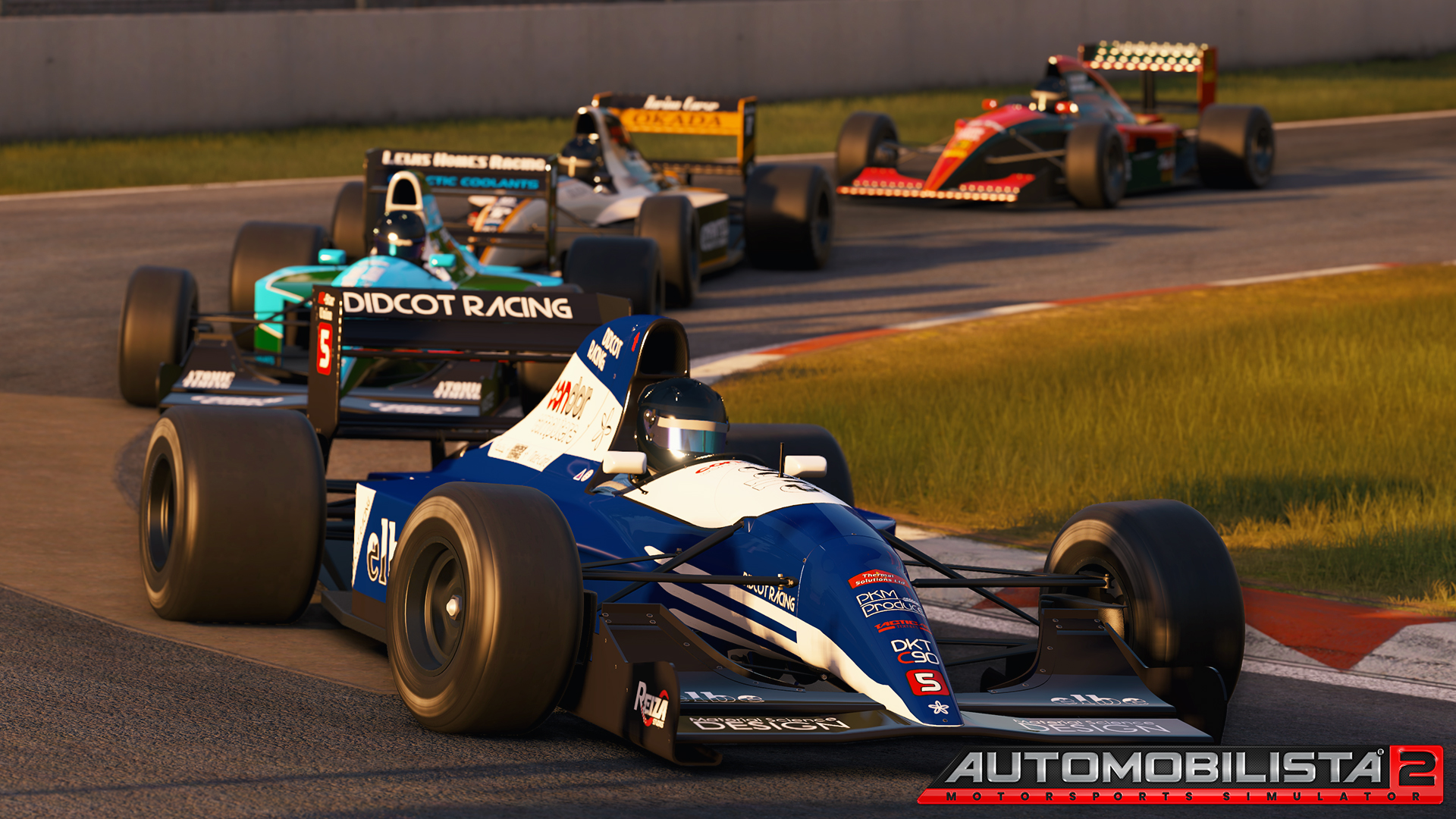 Automobilista 2: Reiza busted for ripping Project Cars 2