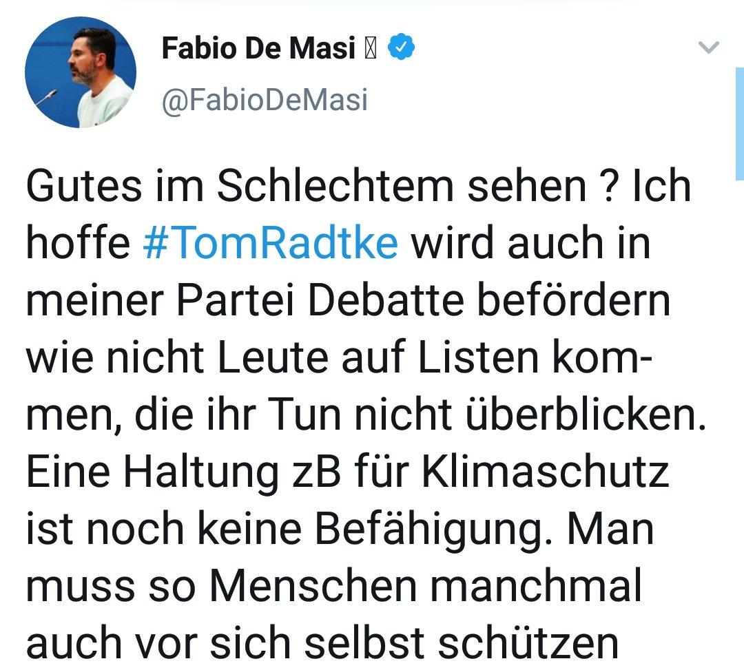 #TomRadtke