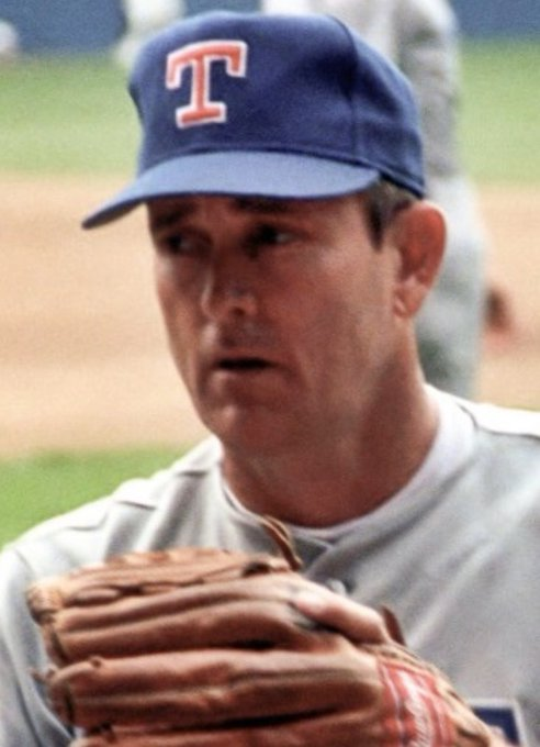 This Day in Sports Happy 73rd Birthday Pitching  Legend Nolan Ryan