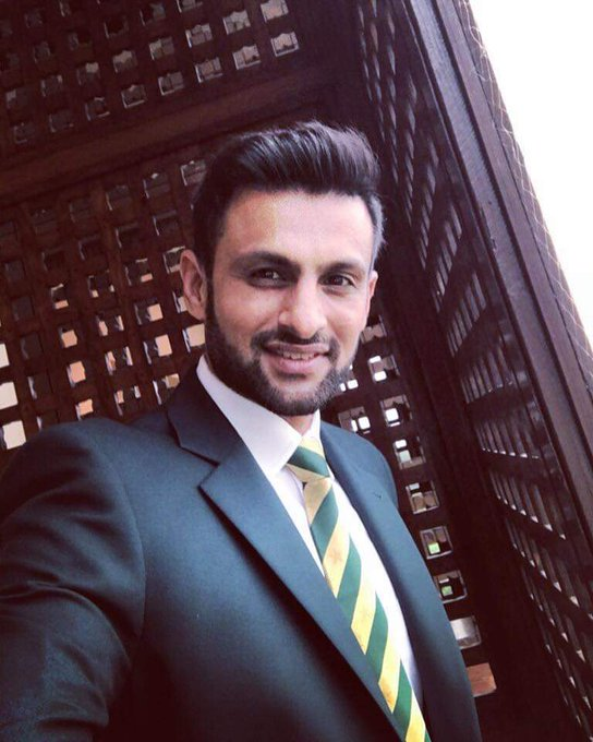 Happy birthday shoaib malik