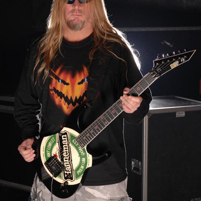 Happy Birthday to the late Great Slayer Riff Master Jeff Hanneman