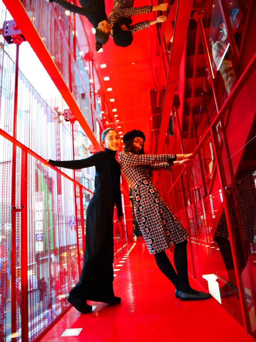 test ツイッターメディア - 写真遊び Shiori Doi Satomi Mohri https://t.co/YQyfrh1ftR