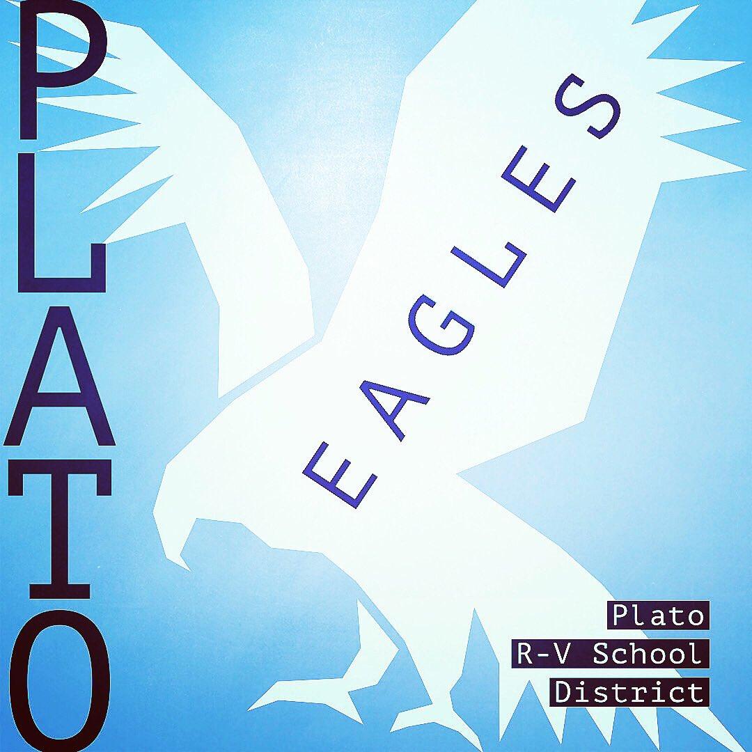 Plato Lady Eagles 66 Stoutland Lady Tigers 52 #platorv