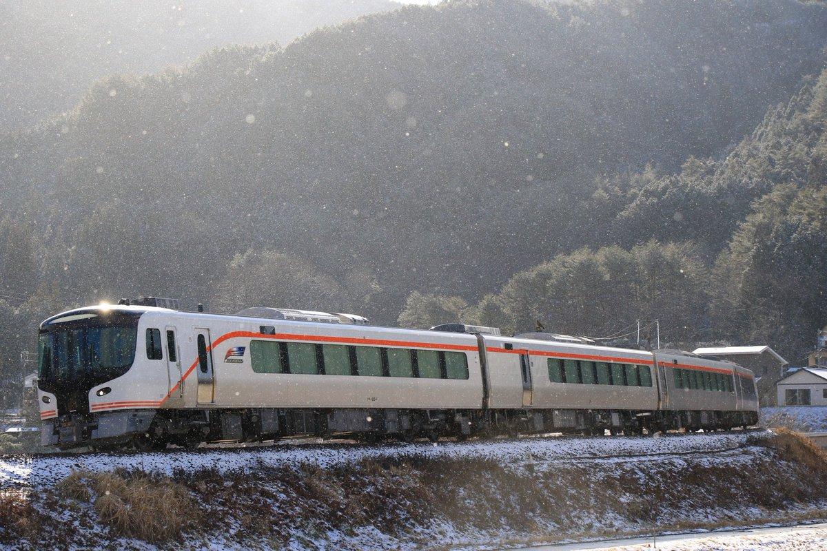 【新型特急】HC85系D1編成が高山本線で初の本線試運転 電車扱いで非電化区間を走る