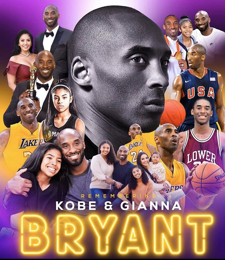We will never forget you. R.I.P Kobe and Gianna  #TeamBenjamin #Lakers #lakersgame #KobeForever #KobeAndGigipic.twitter.com/4AyFsbUS7d