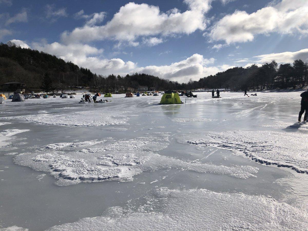 ワカサギ バラギ 湖
