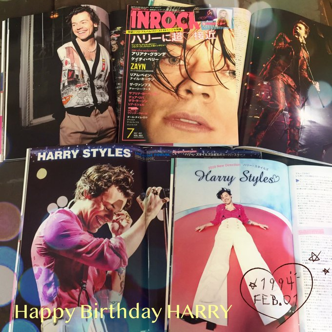 Happy Birthday Harry Styles         26