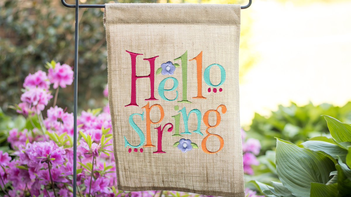 New Release – Spring Sayings  We have just released our new Spring Sayings set, a fresh collection to get you in the mood for Spring. Includes multiple sizes.  https://t.co/oPYnA8VaFF  #embroidery #spring #springembroidery #springsayings #broderie #bunnycup #bunnycupembroidery https://t.co/XQgBnT5Rec