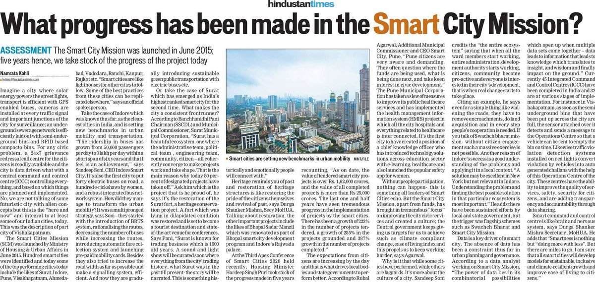 smartcityindia hashtag on Twitter