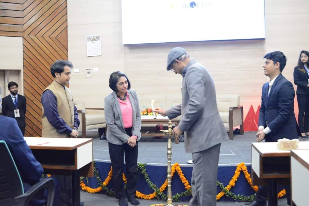 MarQConnect '20, the annual Marketing Conclave of MDI Gurgaon, organized by MarQuity was held on 25th January, 2020 and attracted the student community, faculty and alumni as well as industry leaders alike.  #Marquity #MarQConnect #MarketingConclave #MDIGurgaon