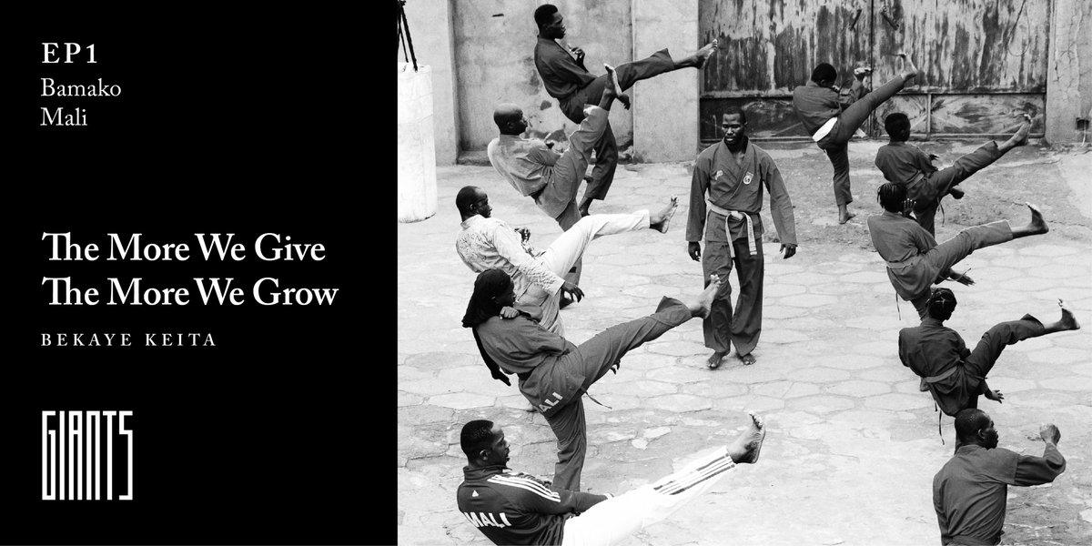 One of Mali's most well-known martial artists is on a mission to give his community a skill set they can find confidence in. Becaye is a GIANT. youtube.com/watch?v=Gae5Lw…