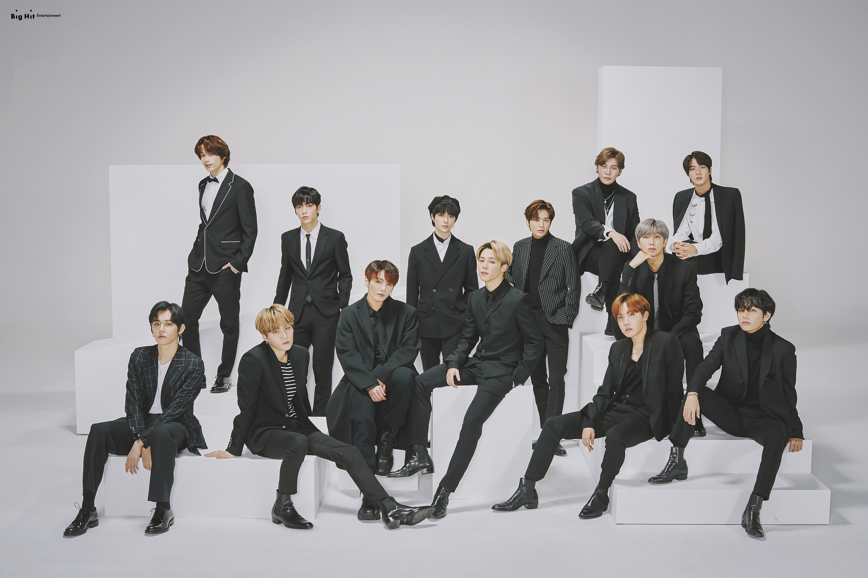 BTS, TXT dan Lee Hyun Rilis Foto Resmi Bersama untuk Rayakan Anniversary Big Hit Entertainment ke-15