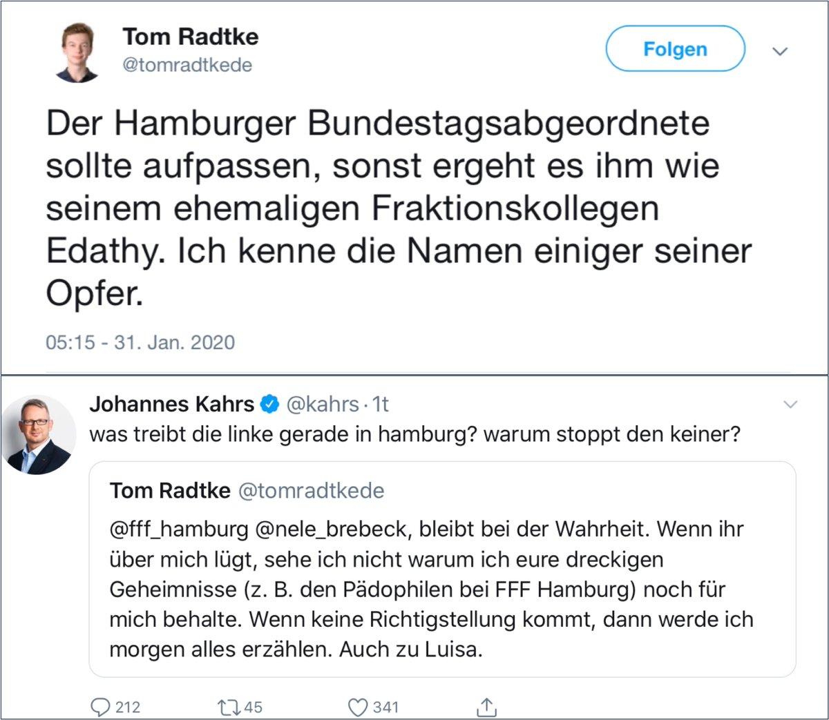#RadtkeLeaks