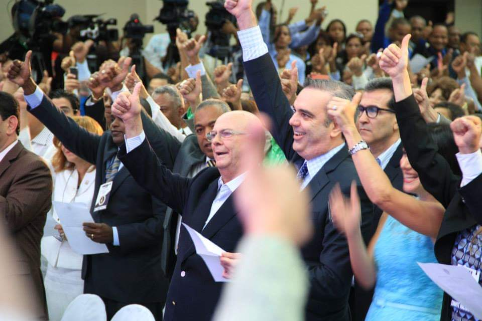 """PRM on Twitter: """"Hoy celebramos el 5to Aniversario de la fundación de  nuestro partido recordando nuestra primera Asamblea. Somos el principal  partido del país, en constante crecimiento. 5 años aportando al país. ¡"""