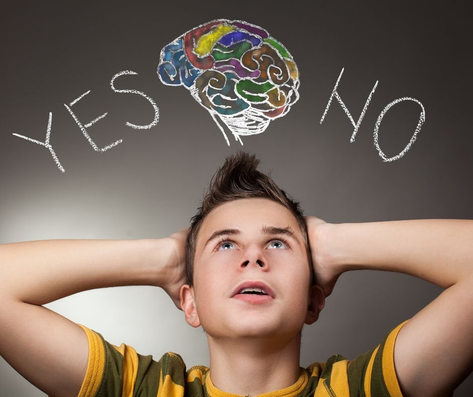 Teenage brain video