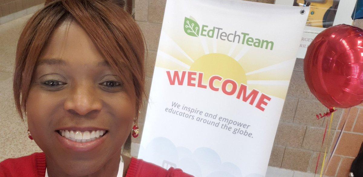 Ready for the @GoogleForEdu Minmesota Summit @edtechteam @ISD279