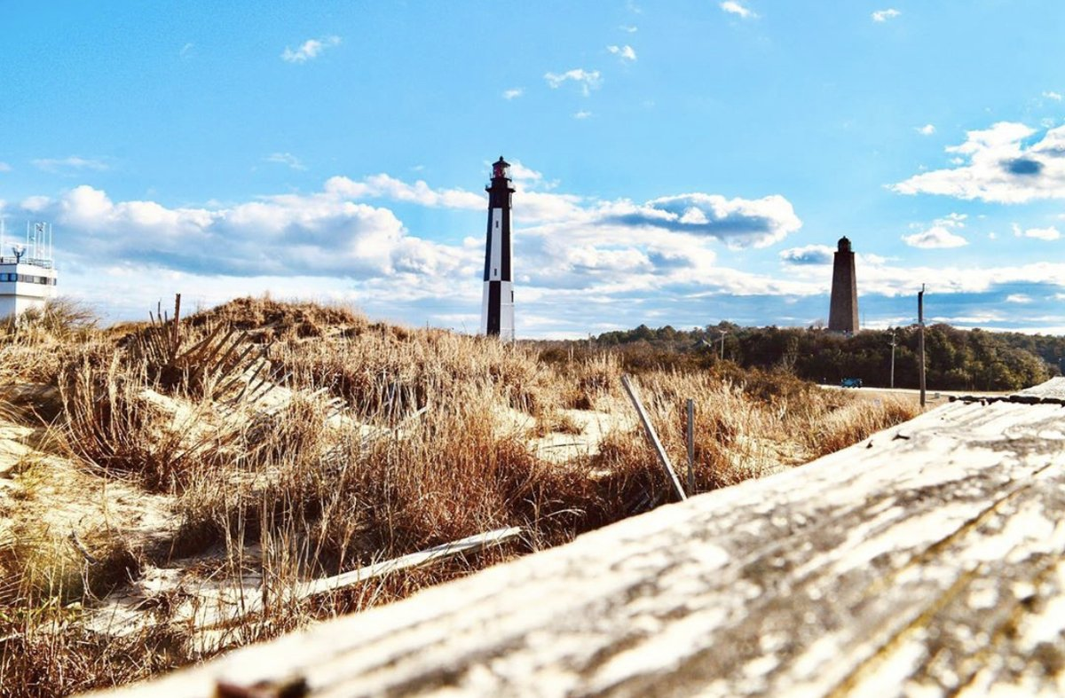 RT if you've visited the Cape Henry Lighthouses! 📷: @Trudi