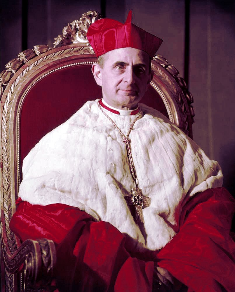 "Pope Saint Pius X condemned Paul VI:  ""As far as the methods of the modernists are concerned, in their writings and addresses, they seem not unfreqently to advocate doctrines which are contrary one to the other-their attitude is double."" https://t.co/gr9lrNXhEo"