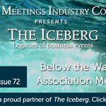 Image for the Tweet beginning: Issue 72 of The Iceberg's