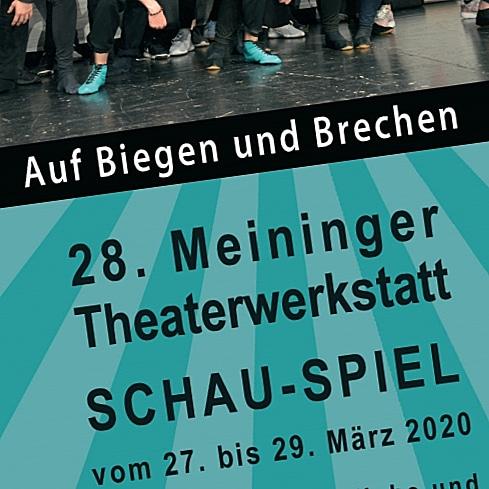 Zur Verkürzung der Wartezeit auf den diesjährigen Werkstatt-Flyer gibt es hier schon mal einen kleinen Spoiler...  #theaterwerkstatt2020 #theaterwerkstattmeiningen #aufbiegenundbrechen #tohuwabohu #jugendtheater #meiningenpic.twitter.com/Nlpkucni6a
