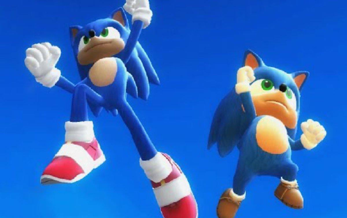 Knux On Twitter Sonic 2021 Leak Sonic Generations 2 Sonic