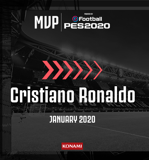 🏟 Tomorrow, before #JuveFiorentina, @cristiano will receive the MVP of the Month prize Powered by @officialpes from a very lucky #JuventusMember!  👏👏👏https: //t.co/hwJjxAQXmv  http://Juventus.com/membership   https://twitter.com/juventusfc/status/1223646734703874048 …