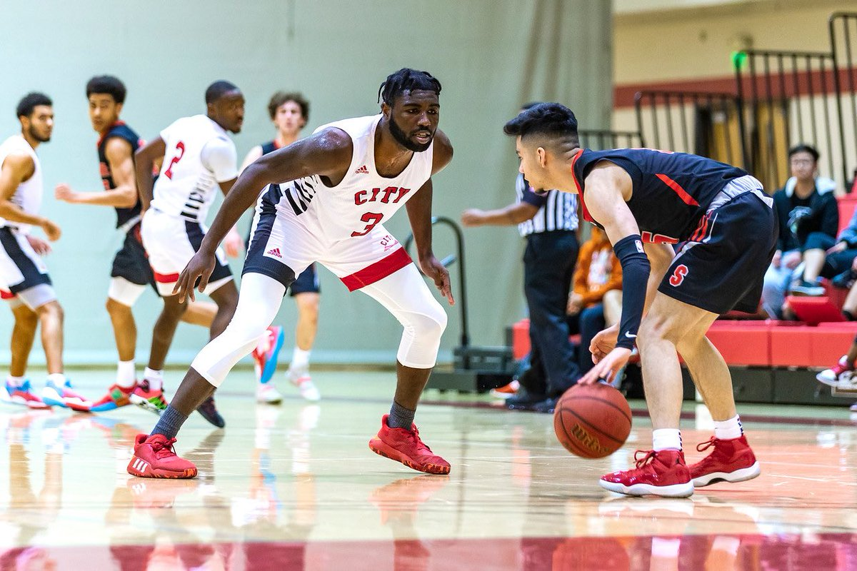 "CCSF Men's Basketball on Twitter: ""Sophomore Emeka Udenyi @CantstopMek will be on his official visit to @seattleumbb this weekend. Have fun Mek!!!… """