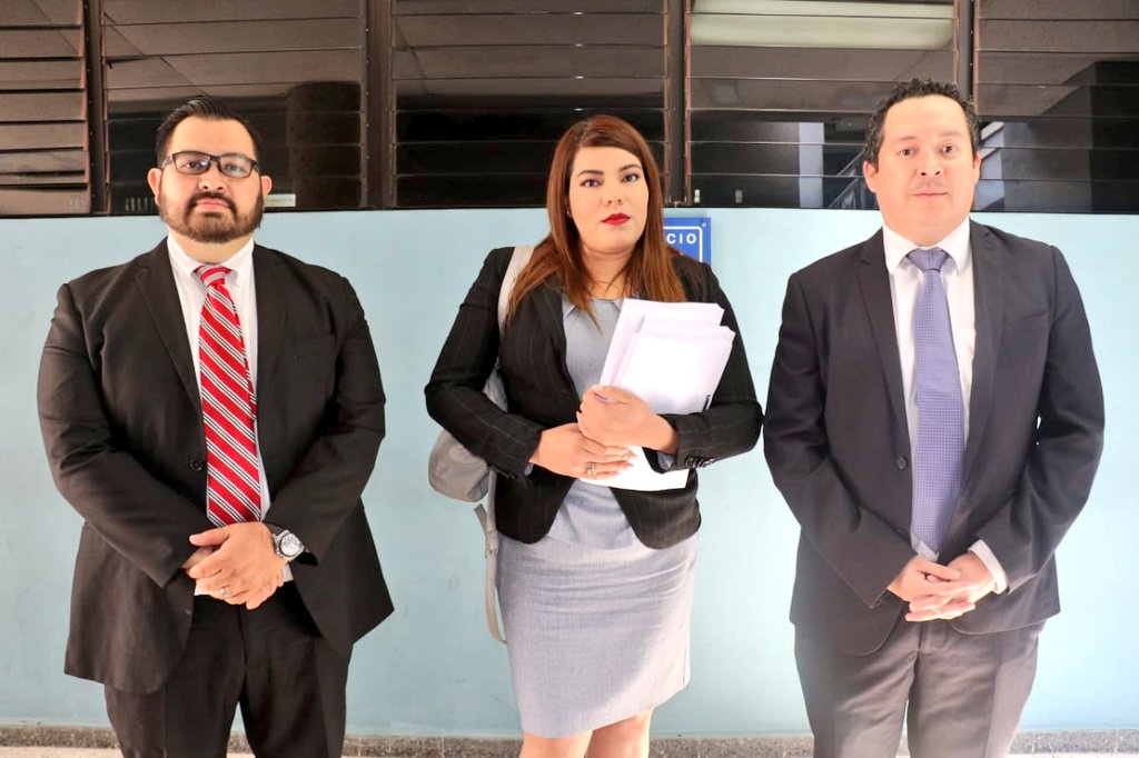 Fiscalía acusa a Valencia, Lara, Muyshondt, Mijango y Luers de vínculos con pandillas