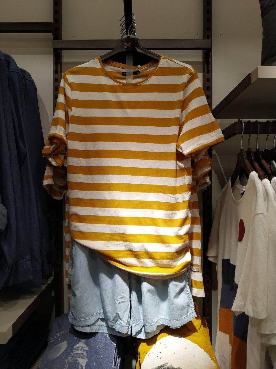 @patrickhwillems Should I go for it?  #StripedShirt pic.twitter.com/NR50ceCVfT