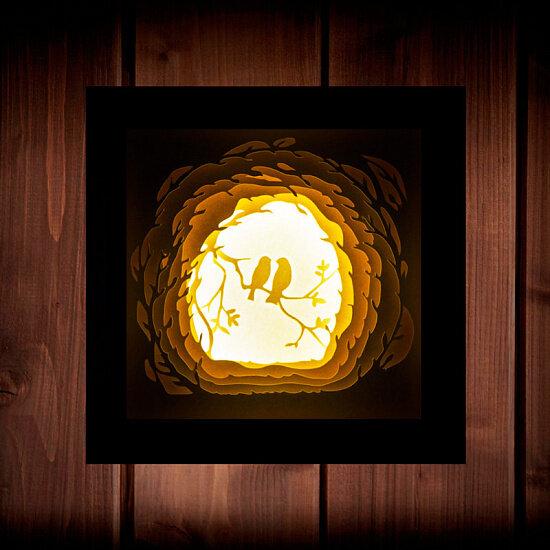 Романтичная атмосфера с уникальными светильниками, классный подарок влюблённым.  Светильник - ночник Флирт In White Box   #follow4like #razverni #amazing #магазинподарков #подарок #необычныйподарок #лучшийподарок #разверни