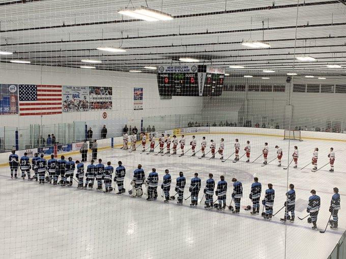Here we go boys! pic.twitter.com/JWEtgLm83I  — FHSPantherHockey (@FHSPantherHocke)