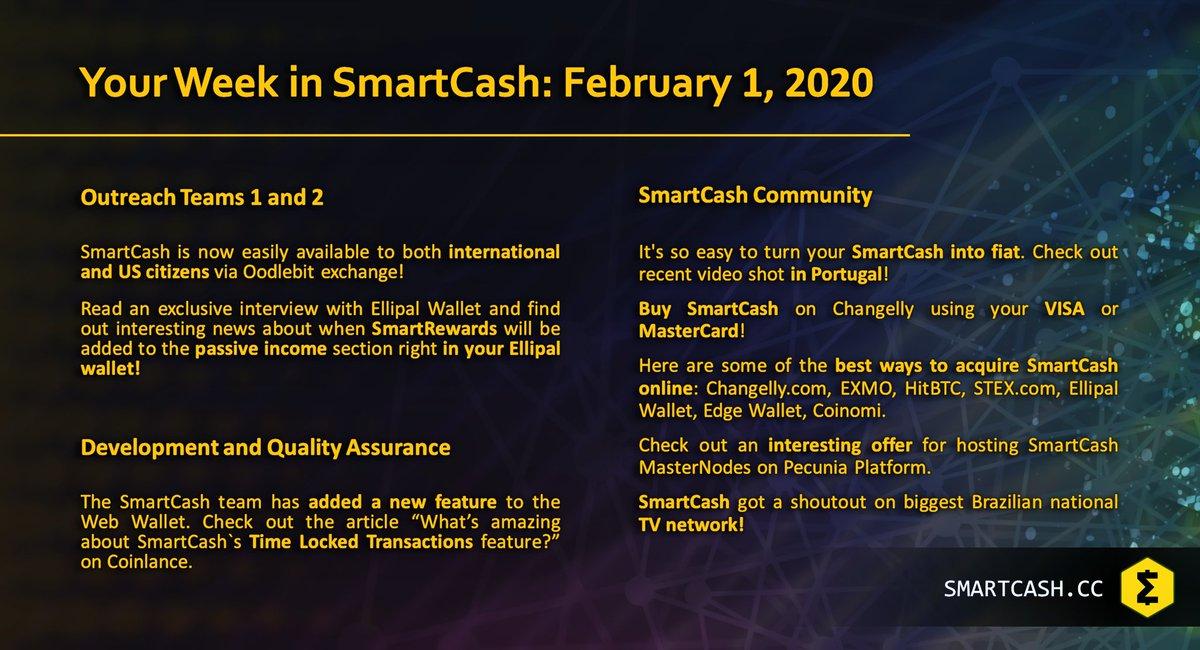 SmartCash description