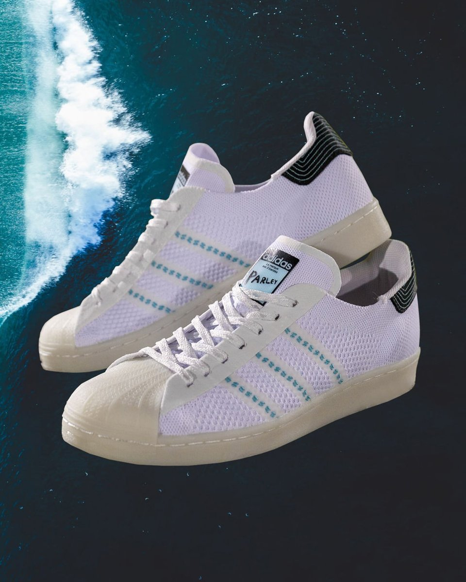 Adidas Alerts On Twitter Parley And Adidasoriginals Recreate The Superstar Using Recycled Ocean Plastic Available Exclusively Through An Adidas Creators Club Giveaway Enter Https T Co Tehppw5q15 Ad Https T Co 3fj8p2ebf3