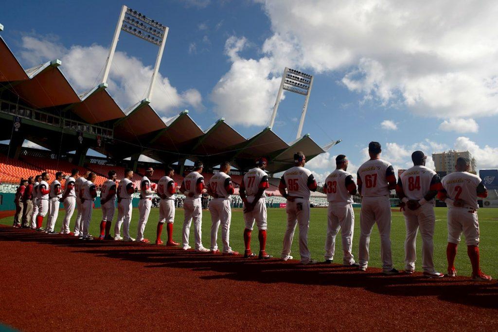 Colombia y Venezuela iniciaron las actividades en la Serie del Caribe 2020.