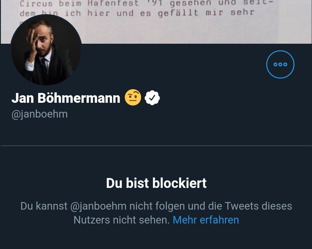 #Boehmermann
