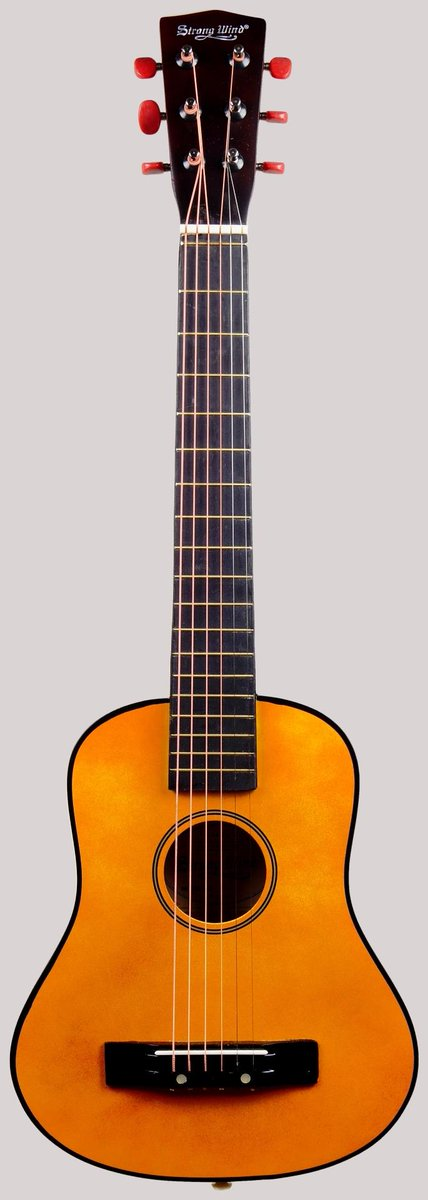 strong wind guitalele at ukulele corner