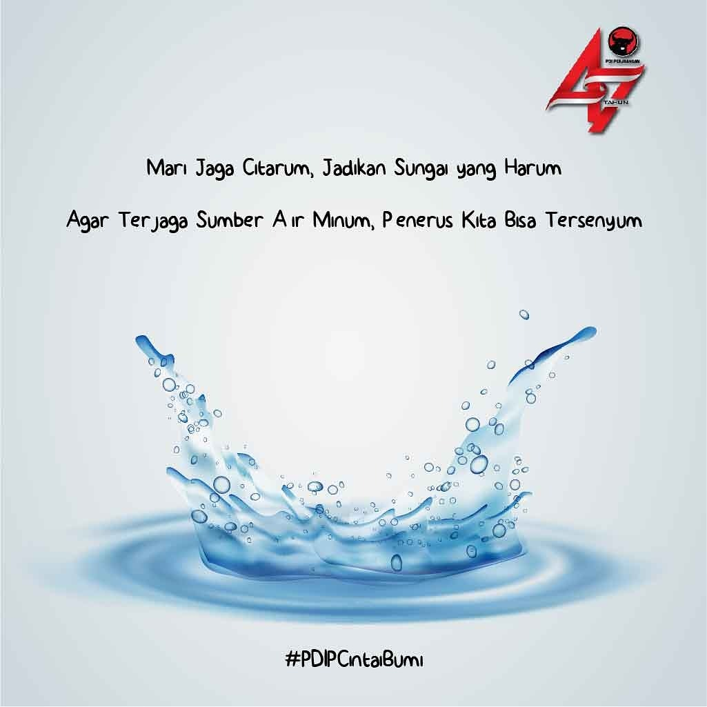 Selamat pagi, mari jaga dan cintai bumi kita #PDIPCintaiBumi @pdiperjuangan @megawati.soekarnoputri @mas_prananda @puanmaharaniri @sekjenpdiperjuangan #politikindonesia #politiksantun #politikbudaya #circledecorps  Merdeka!!!pic.twitter.com/42krmxw0SM