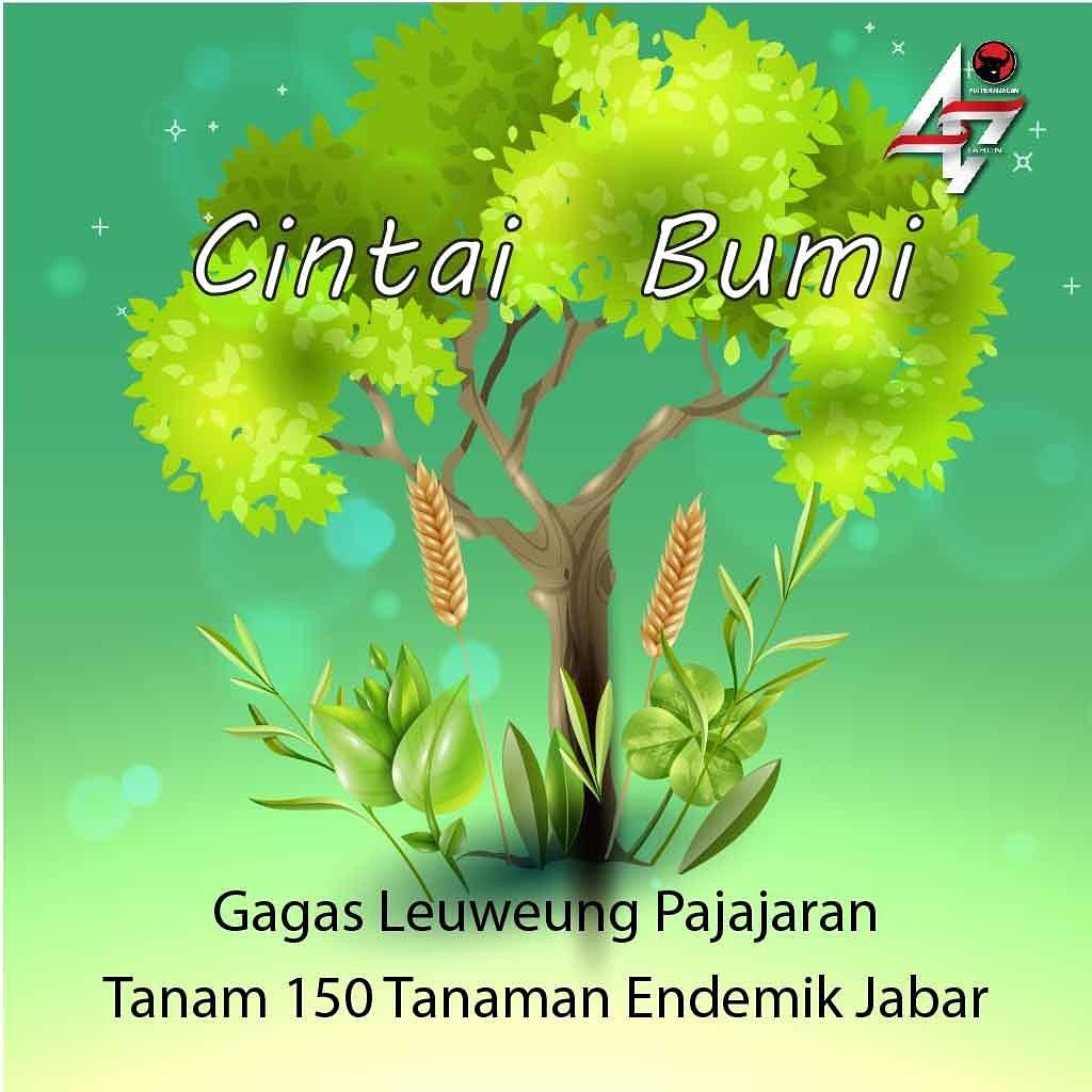 Selamat pagi, mari jaga dan cintai bumi kita #PDIPCintaiBumi @pdiperjuangan @megawati.soekarnoputri @mas_prananda @puanmaharaniri @sekjenpdiperjuangan #politikindonesia #politiksantun #politikbudaya #circledecorps  Merdeka!!!pic.twitter.com/Lj2wm4Utth