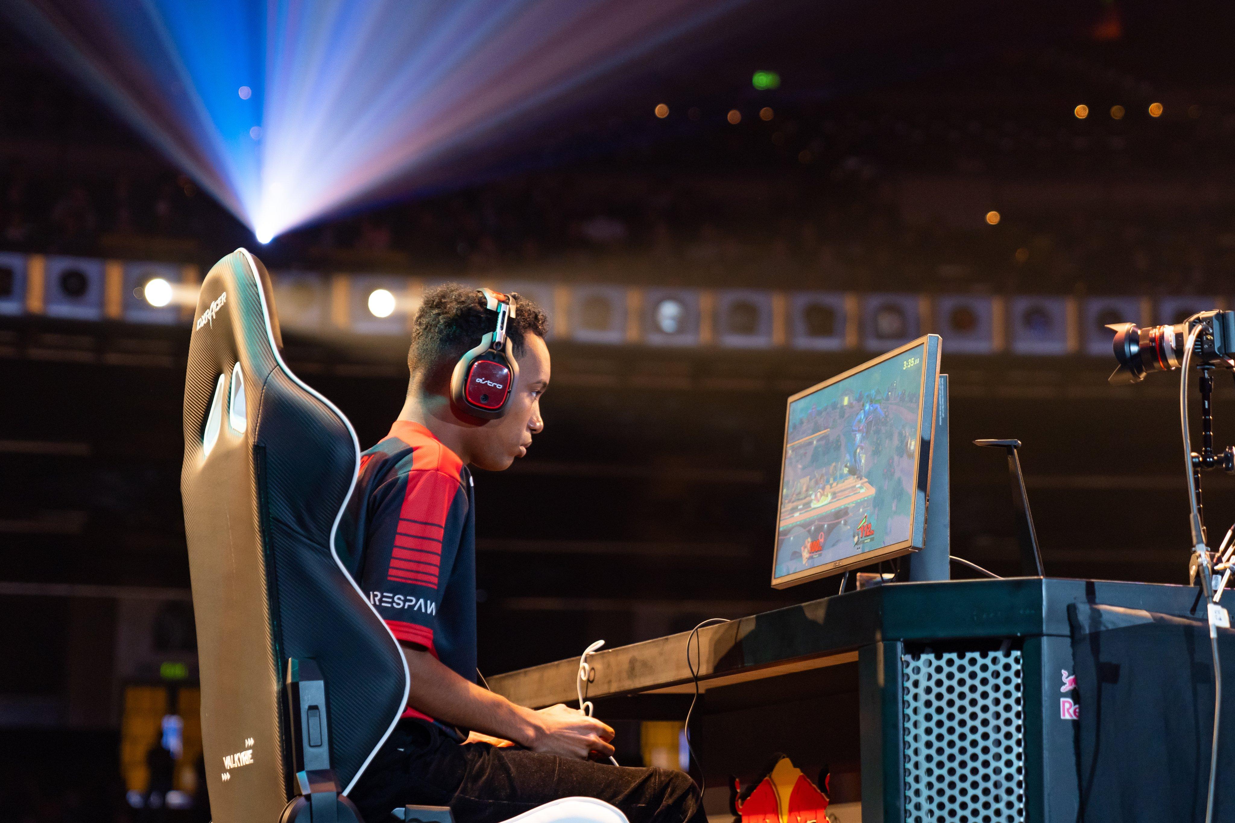 Top 5 Smash Ultimate Players: #3 Samsora