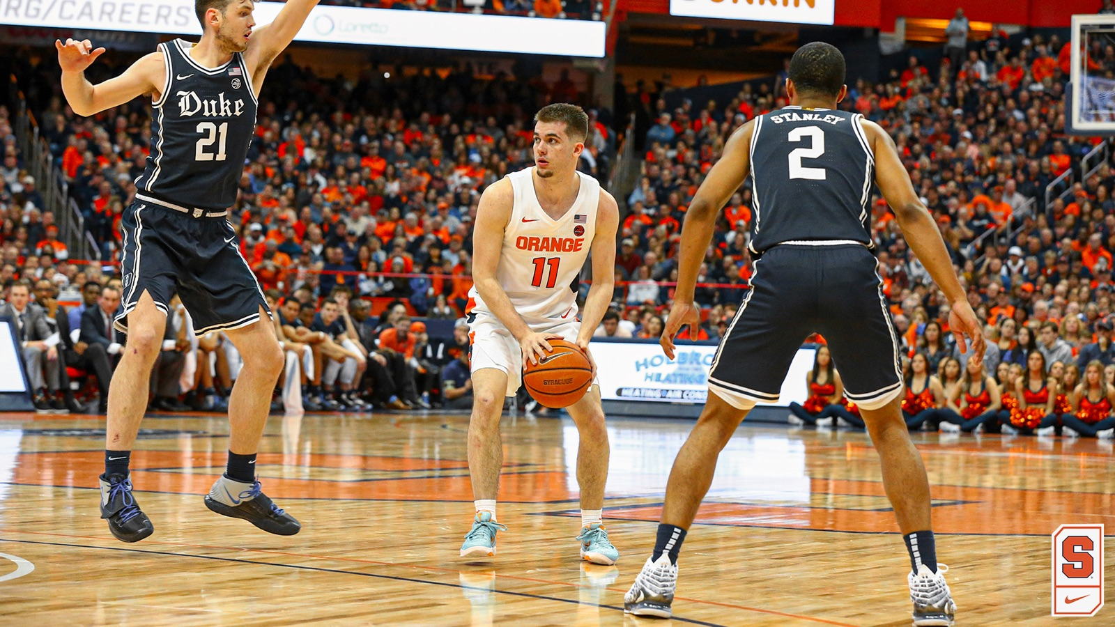 ORANGE GAME DAY: Syracuse welcomes Duke to the Dome tonight (preview & info)