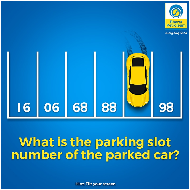 Can you tell what should the number be? The correct answer could win you an exciting prize! Keep these rules in mind to participate:  a. Like & Share this post. b. Follow us on Instagram c. Follow our Facebook Page. d. Tag 3 friends.  #Puzzle #contestalert #BharatPetroleum https://t.co/BlsmZxT0Qb