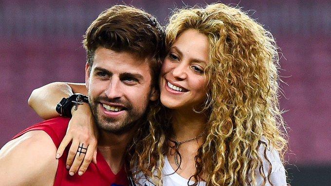 Shakira and her bf/husband/partner share the same birthday and an aquarius,happy birthday to them