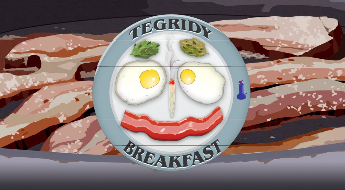Tegridy Breakfast: breakfast of champions 🏆